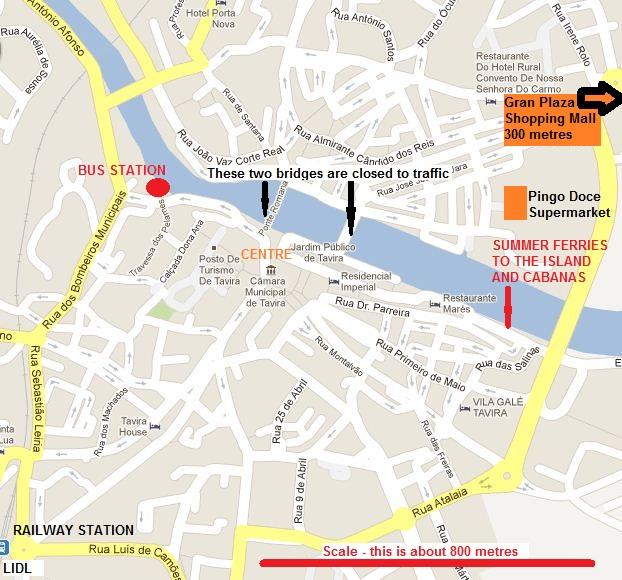 Bus timetable Faro - Olhao - Tavira - Monte Gordo - Vila Real de ...